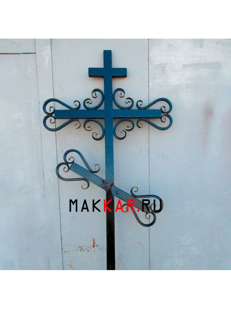 Крест 7 (40*20*2мм)