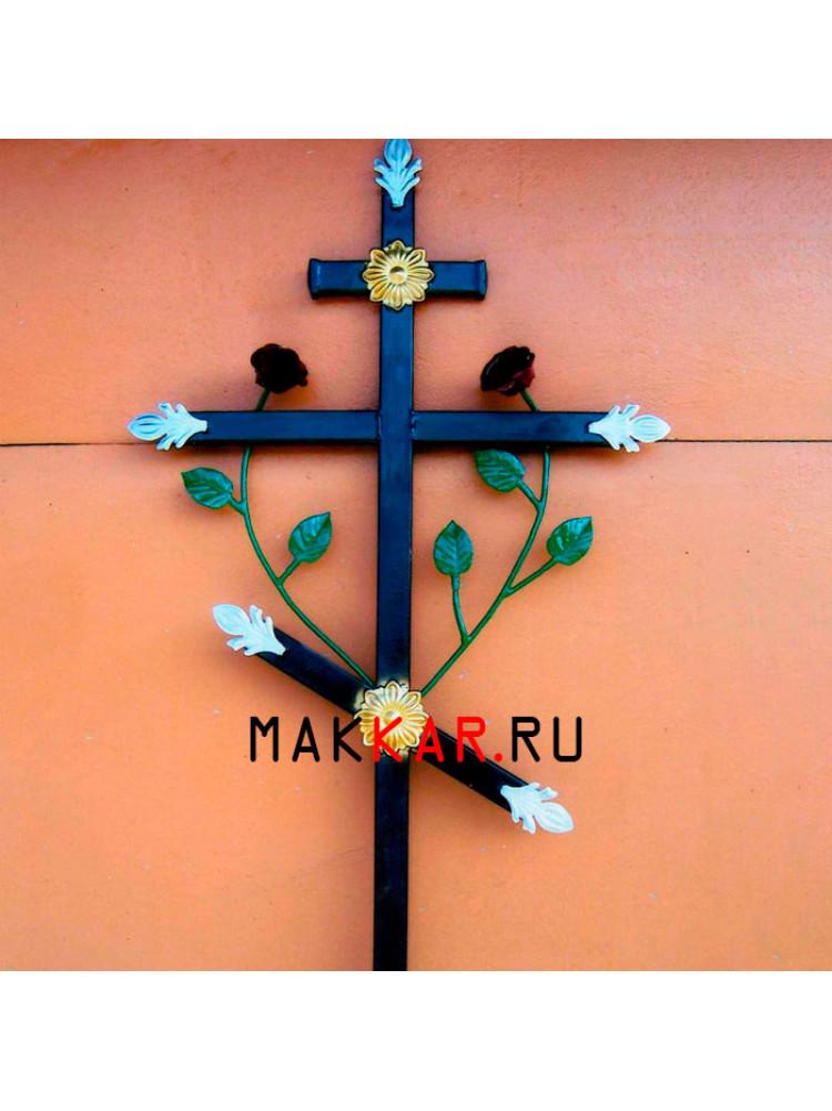 Крест 9 (40*20*2мм)