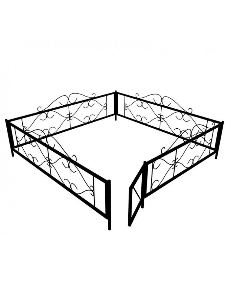 Оградка 4